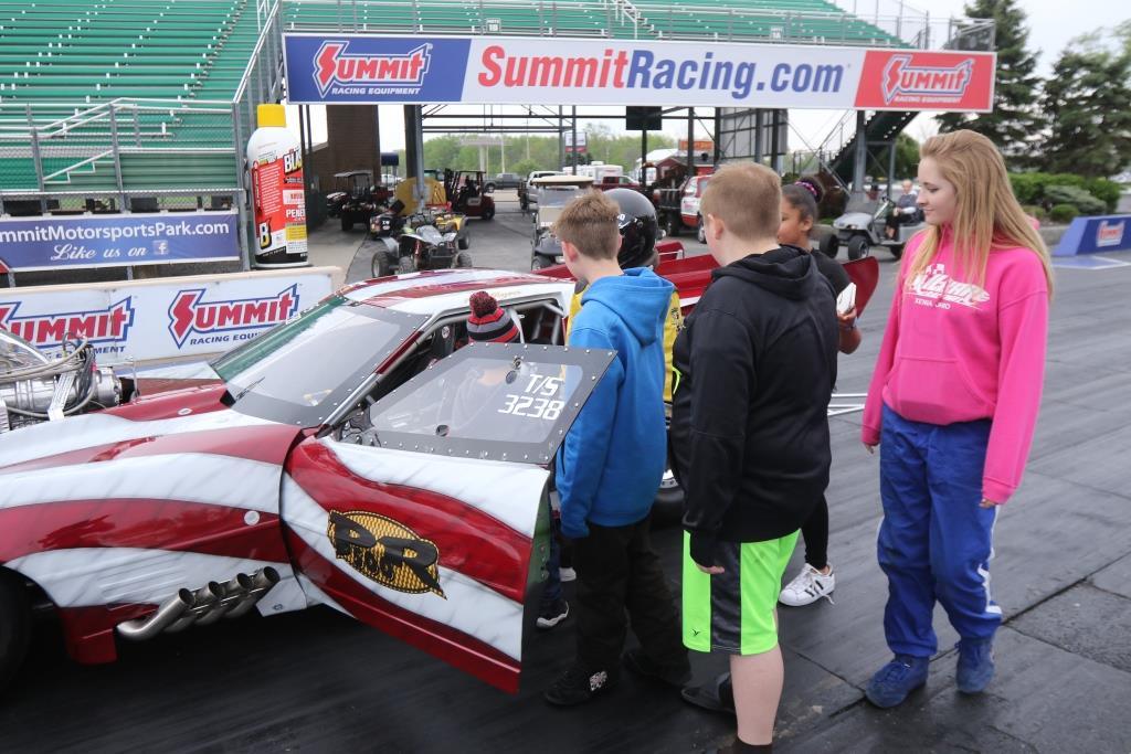 P500R STEM Program at the Race Track