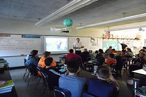 S.T.E.M. in the Classroom